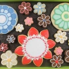 fleurs simples